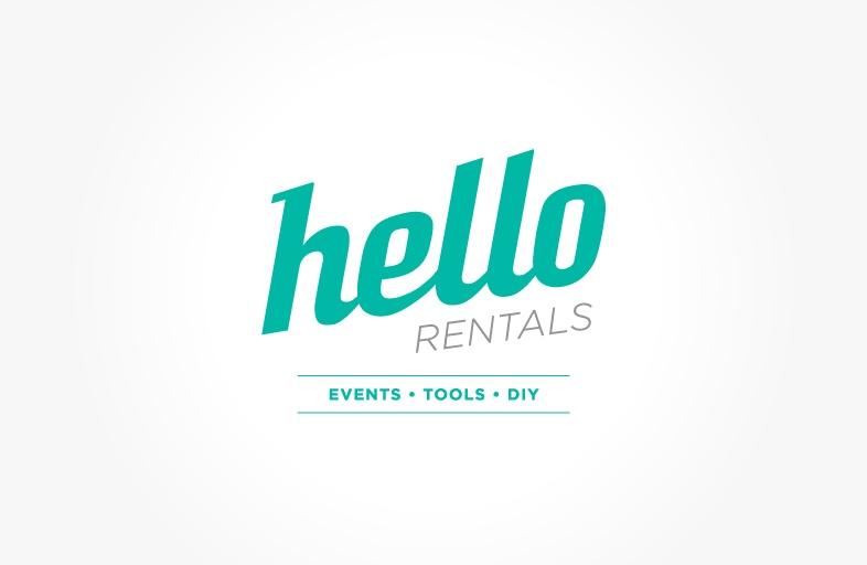 Hello Rentals Logo