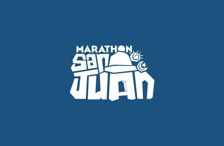 Marathon San Juan Logo